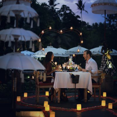46. Romantic Dinner